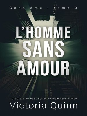 cover image of L'homme sans amour