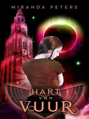 cover image of Hart van vuur