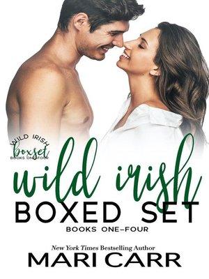 cover image of Wild Irish Boxed Set