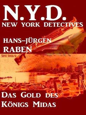 cover image of Das Gold des Königs Midas