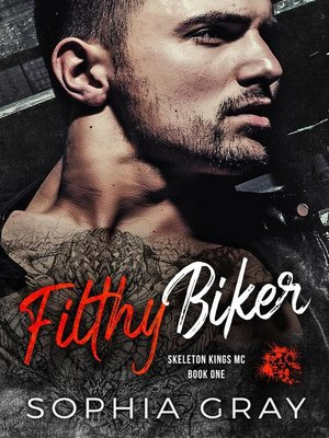 cover image of Filthy Biker (Book 1)
