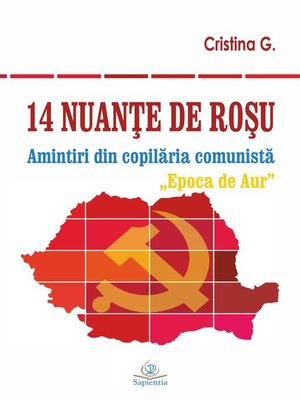 cover image of 14 nuante de rosu