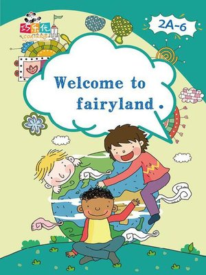cover image of Welcome to Fairyland.