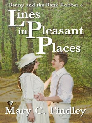 cover image of Lines in Pleasant Places