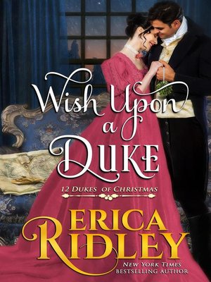 cover image of Wish Upon a Duke