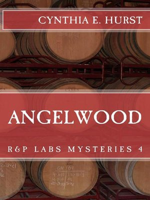 cover image of Angelwood