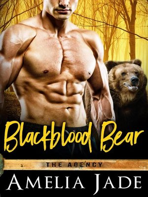 cover image of Blackblood Bear