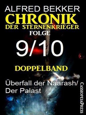 cover image of Doppelband Chronik der Sternenkrieger Folge 9/10