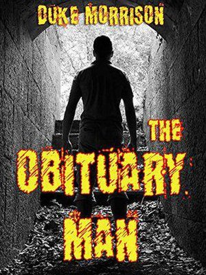 cover image of The Obituary Man