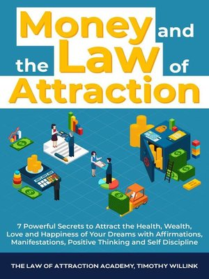 cover image of Money and the Law of Attraction