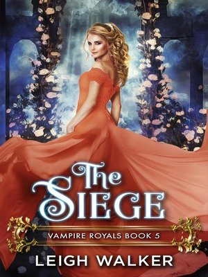 cover image of Vampire Royals 5