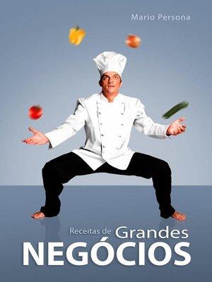 cover image of Receitas de Grandes Negocios