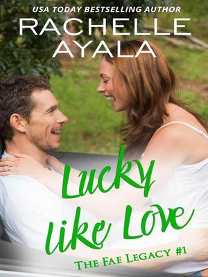 cover image of Lucky Like Love