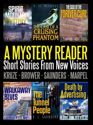 cover image of A Mystery Reader 001
