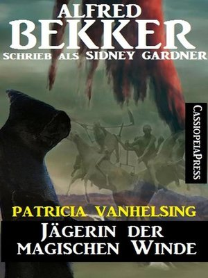 cover image of Patricia Vanhelsing
