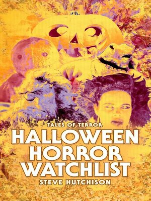 cover image of Halloween Horror Watchlist