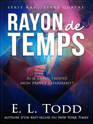 cover image of Rayon de temps