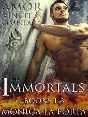 cover image of The Immortals--Books 1-3