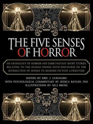 cover image of The Five Senses of Horror