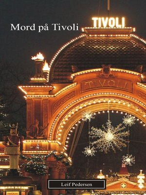 cover image of Mord på Tivoli