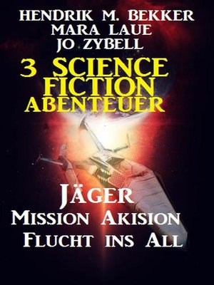 cover image of 3 Science Fiction Abenteuer