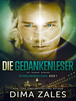 cover image of Die Gedankenleser--The Thought Readers