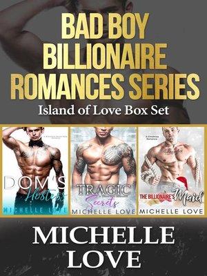 cover image of Bad Boy Billionaire Romance Series