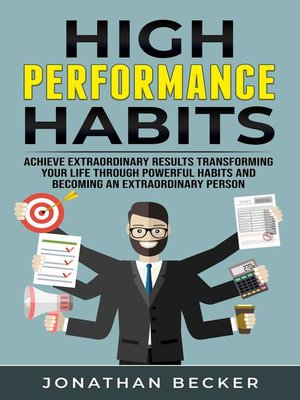 cover image of High Performance Habits