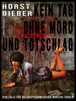 cover image of Kein Tag ohne Mord und Totschlag