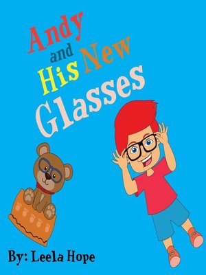 cover image of Andy and His New Glasses