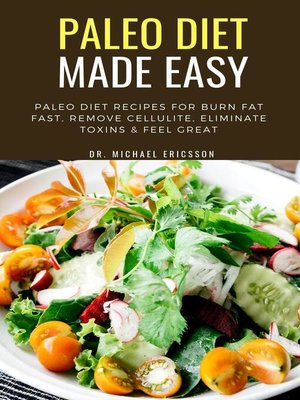 cover image of Paleo Diet Made Easy