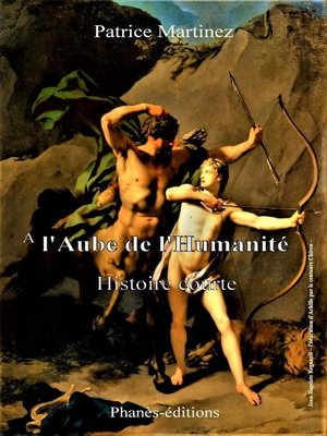 cover image of A l'aube de l'Humanité