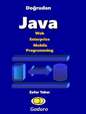 cover image of Doğrudan Java Web Enterprise Mobile Programming