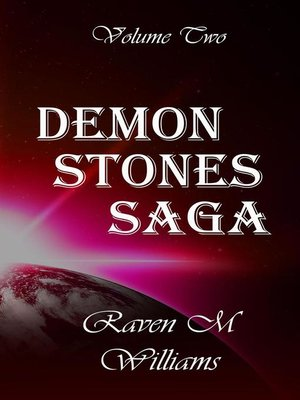 cover image of Demon Stones Saga, Volume Two