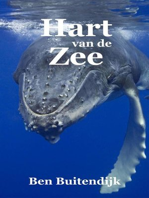 cover image of Hart van de Zee