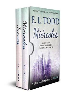cover image of Miércoles