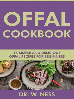 cover image of Offal Cookbook