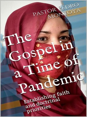 cover image of The Gospel in a Time of Pandemic