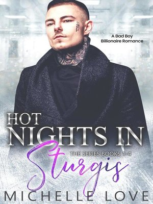 cover image of Hot Nights in Sturgis