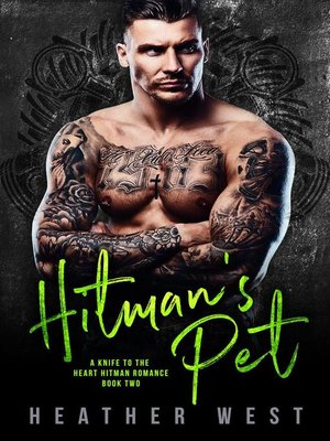 cover image of Hitman's Pet (Book 2)