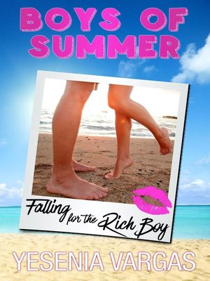 cover image of Falling for the Rich Boy