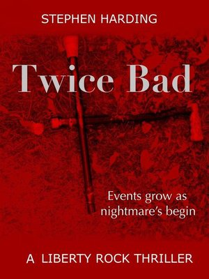 cover image of Twice Bad