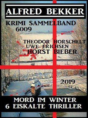 cover image of Krimi Sammelband 6009