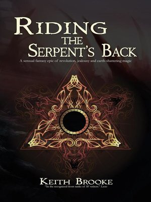 cover image of Riding the Serpent's Back