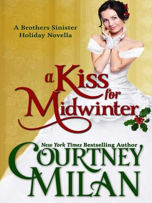 cover image of A Kiss for Midwinter