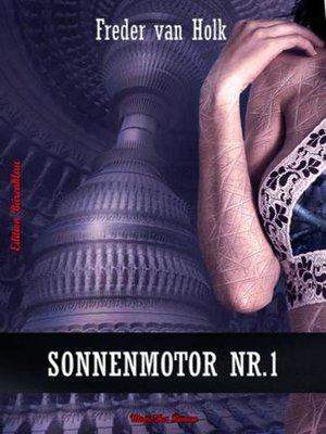 cover image of Sonnenmotor Nr. 1