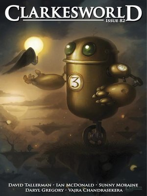cover image of Clarkesworld Magazine Issue 82