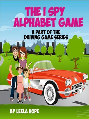cover image of The I Spy Alphabet Game