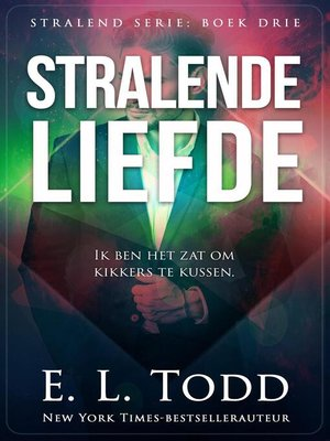 cover image of Stralende liefde