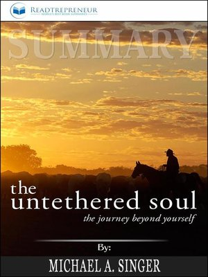 cover image of Summary of the Untethered Soul